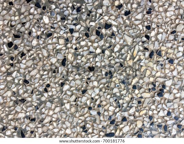 Beautiful Terrazzo Floor Rough Texture Stock Photo Edit Now