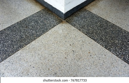 Beautiful terrazzo floor texture,surface and background