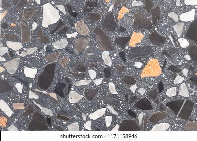 beautiful terrazzo tile