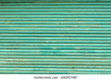 Beautiful texture on the walls of the city in China