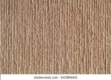 Beautiful texture of vintage rope background.