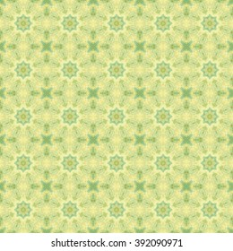 Beautiful textures and backgrounds. Decorative paper, colorful pattern. Green, yellow color
