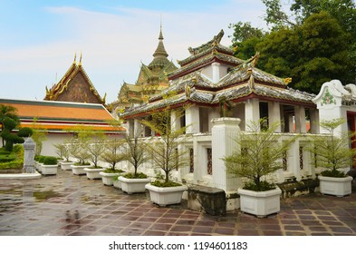 Beautiful Thai Buddhist Temple