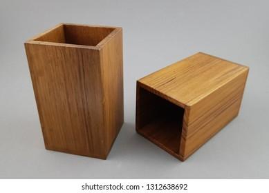 Beautiful Thai hand craft wooden box