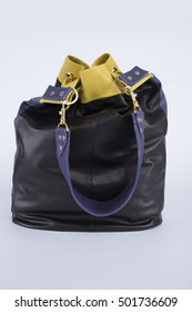 Beautiful three-colored women's bag