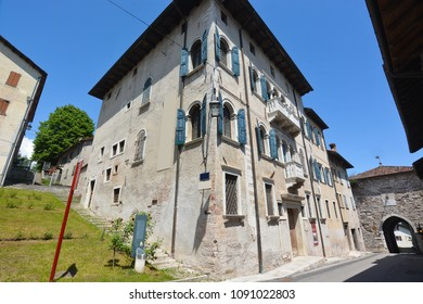 The beautiful town of Feltre