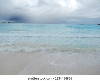 Beautiful and tranquil Bahamian beach