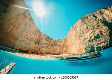 Beautiful travel photo from greece