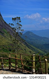 """Beautiful valleys of Eravikulam National Park, Kannan Devan Hills, Munnar, Kerala, South India"""