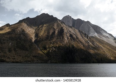 A beautiful view of Convict Lake