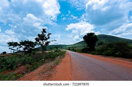 A beautiful view of Kabini,Karnataka,India