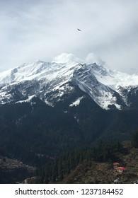 Beautiful view. Kasol