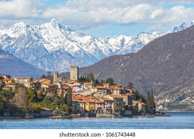 Beautiful view of Lake Como - Italy