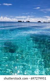 beautiful view of Palau
