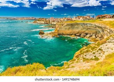 Beautiful view of Syracuse, Sicily, Italy