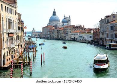 Beautiful view in Venice