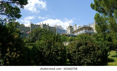 Beautiful view of the Vorontsov Palace