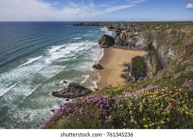 Beautiful views in Cornwall/England.