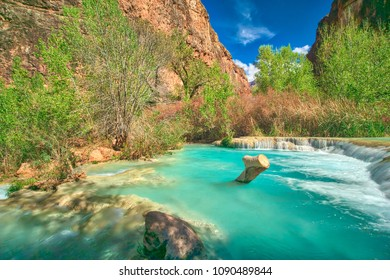 Beautiful views of Havasupai AZ