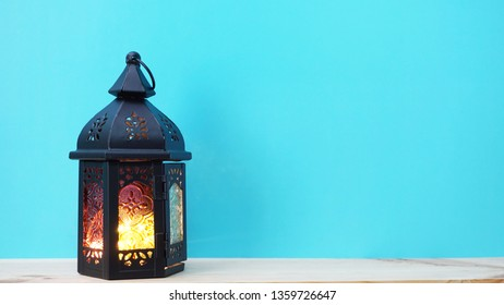 beautiful vintage candle light home decoration