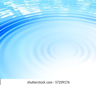 a beautiful water background