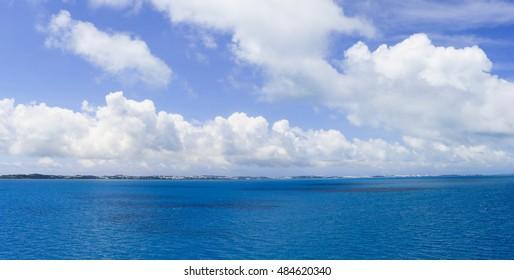 Beautiful waterscape