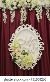 Beautiful wedding decor