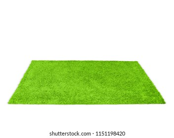 Beautiful welcome rectangular shape plain foot mat in a green color that gives a great touch of beauty with its finishing touch to either the entrance or the entry to the rooms.