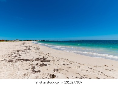Beautiful white beach of Jurian Bay, Western Australia