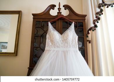 Wedding Dress Hanger.Wedding Dress Hanger Images Stock Photos Vectors Shutterstock