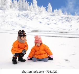 beautiful winter theme
