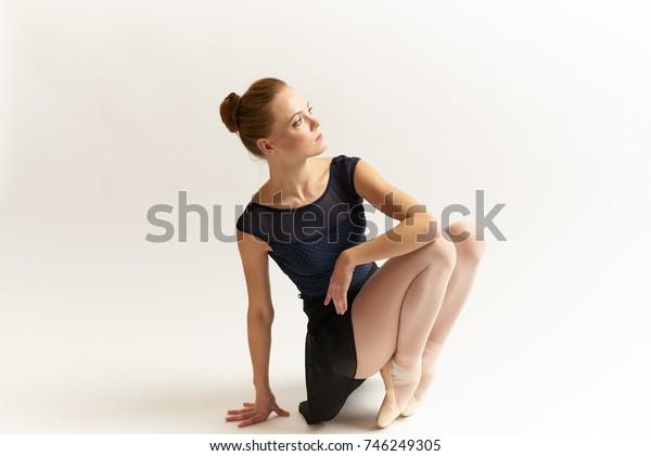 beautiful woman ballerina on a light background, beauty, art, ballet, todes