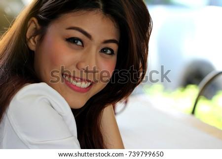 oriental women models