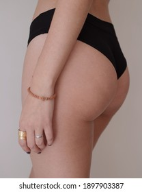 beautiful woman legs with no retouch