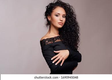 Beautiful Woman Portrait. Sexy Girl .Beauty model