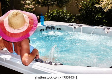 Free Hot Tub >> Hot Tub Images Stock Photos Vectors Shutterstock