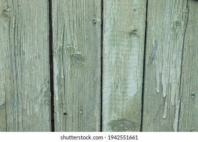 Beautiful wooden background consisting of wooden planks. Blue bavkground