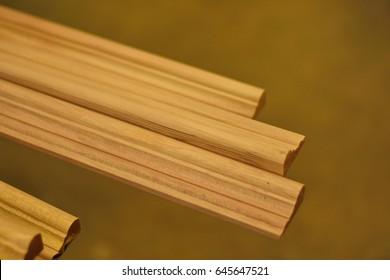 Beautiful Wooden Stick