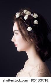 Beautiful Xinjiang girl