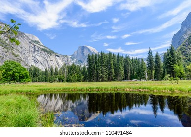 Beautiful Yosemite National Park
