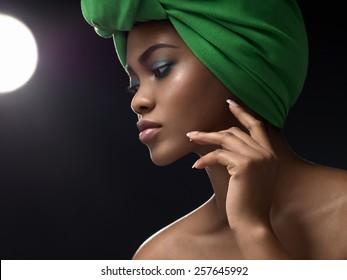 Little african girls nude