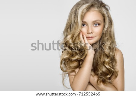 d2c991b0b6 Beautiful Young Blonde Model Cute Girl Stock Photo (Edit Now ...