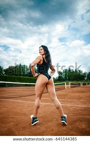 Hot ass sexy tennis girls
