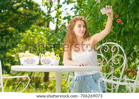 Hot nude young selfie girl