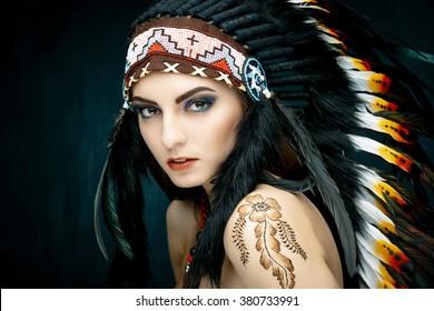 native american babes