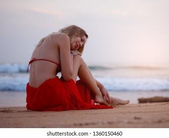 Bikini Model Indian Images, Stock Photos & Vectors