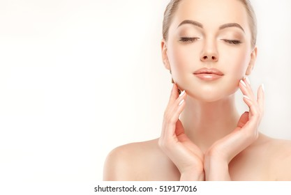 image facial Beautiful