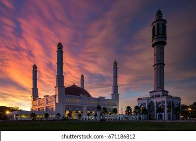 beautifull mosque