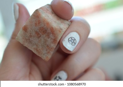 Beautifully Colored natural Sunstone specimen, Cube Geode bright Sunstone Healing Crystal great for Meditation