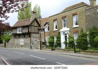 Beautifully restored homes in Sandwich, Kent, UK